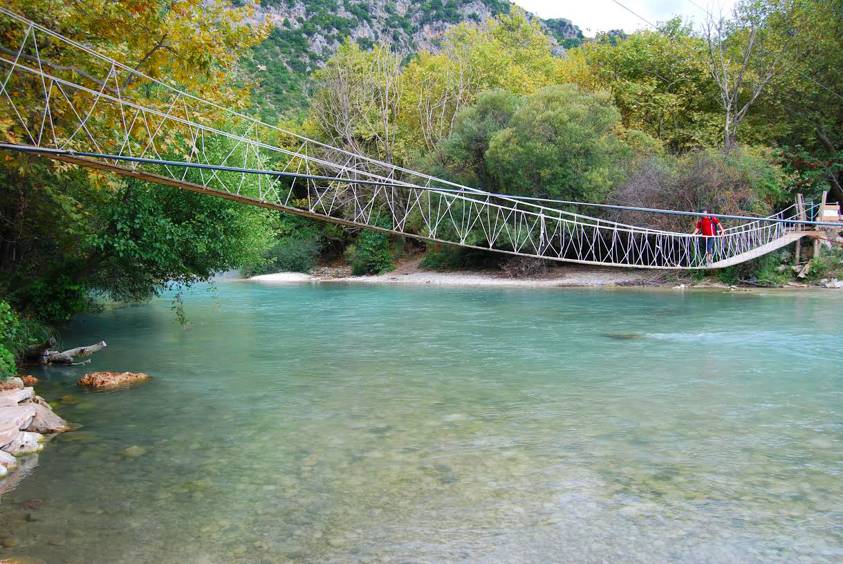 Acheron: The mythical river of Epirus
