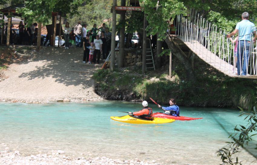 Acheron: The mythical river of Epirus
